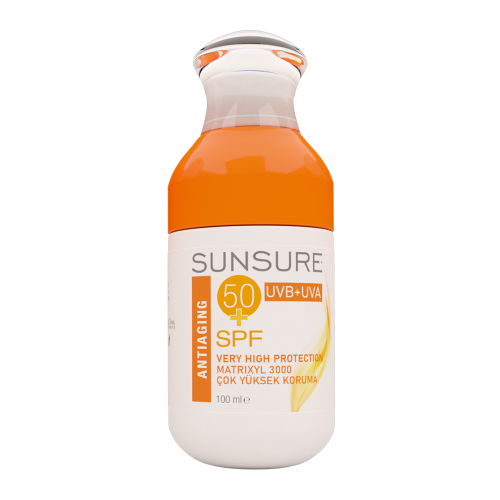 Sunsure AntiAging Güneş Kremi 50+ SPF